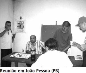 Reunião em João Pessoa