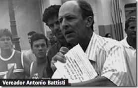 Vereador Battisti